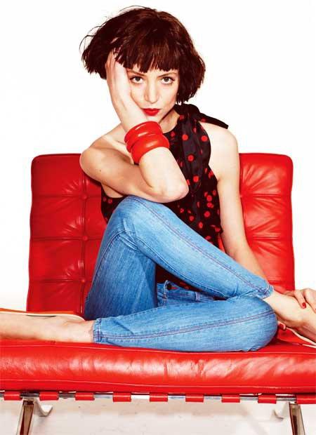 Comment s'habiller en rouge ? dans Mode pour femme how-to-wear-red-1